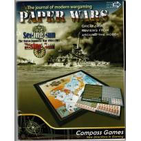 Paper Wars 80 - Wargame Setting Sun Rising Sun (magazine de Compass Games en VO)