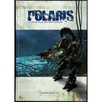 Polaris V3 - Le Jeu de Rôle des Profondeurs (livre de base jdr de BBE en VF)