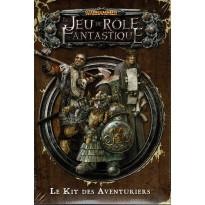 Le Kit des Aventuriers (jdr Warhammer 3e édition en VF)