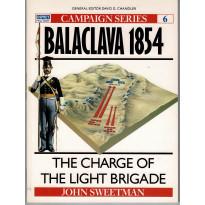6 - Balaclava 1854 (livre Osprey Campaign Series en VO)