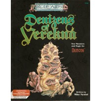 Denizens of Verekna (Role Aids & AD&D en VO) 001