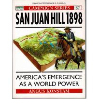 57 - San Juan Hill 1898 (livre Osprey Campaign Series en VO)