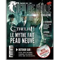 Jeu de Rôle Magazine N° 29 (revue de jeux de rôles)