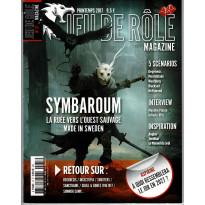 Jeu de Rôle Magazine N° 37 (revue de jeux de rôles)