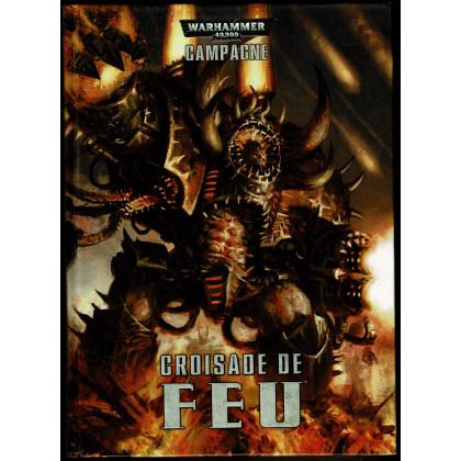 Croisade de Feu - Campagne V7 (Livret d'armée figurines Warhammer 40,000 en VF) 001
