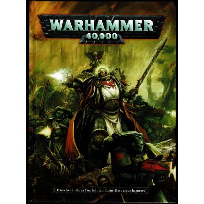 Warhammer 40,000 - Livre de règles (jeu de figurines 6e édition en VF) 002