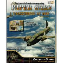 Paper Wars 79 - Wargame Thunderbirds at War (magazine de Compass Games en VO)