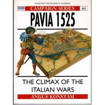 44 - Pavia 1525 (livre Osprey Campaign Series en VO) 001