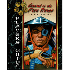 Player's Guide (jdr Legend of the Five Rings 2e édition en VO)