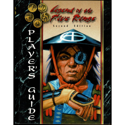 Player's Guide (jdr Legend of the Five Rings 2e édition en VO) 003