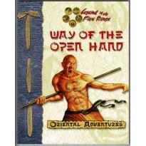 Way of the Open Hand - Oriental Adventures (jdr Legend of the Five Rings d20 System en VO)