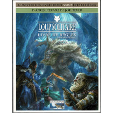 Loup Solitaire - Livre de Règles Nouvelle édition Tome 26 (jeu de rôle Le Grimoire en VF)