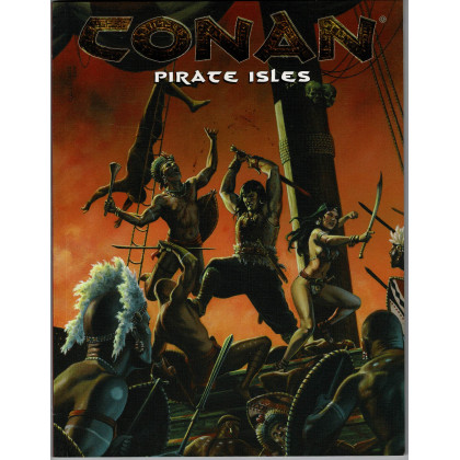 Pirate isles (jdr Conan d20 System en VO) 002