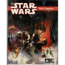 The Star Wars Rules Companion (jdr Star Wars D6 en VO)