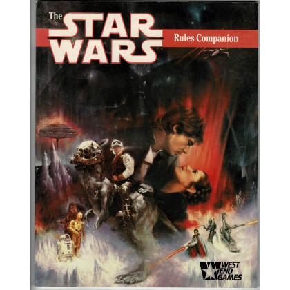 The Star Wars Rules Companion (jdr Star Wars D6 en VO) 002
