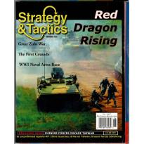Strategy & Tactics N° 250 - Red Dragon Rising (magazine de wargames en VO)