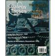 Strategy & Tactics N° 253 - The Battle of Kursk 1943 (magazine de wargames en VO) 002