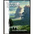 Héros & Dragons - Les Cinq Royaumes (jdr de Black Book en VF) 007