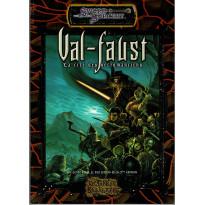 Val-Faust - La Cité de la Nécromancie (jdr Sword & Sorcery en VF)