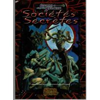 Les Terres Balafrées - Sociétés Secrètes (jdr Sword & Sorcery en VF)