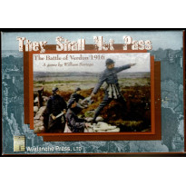 They shall not pass - The Battle of Verdun 1916 (wargame Avalanche Press en VO)