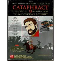 Cataphract - Great Battles of History Volume VIII (wargame GMT Games en VO)