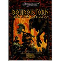 Bourok Torn - Une Cité assiégée (jdr Sword & Sorcery - Les Terres Balafrées en VF)