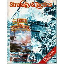 Strategy & Tactics N° 130 - The Battle of Tsushima 1905 (magazine de wargames en VO)