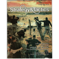 Strategy & Tactics N° 129 - Harvest of Death (magazine de wargames en VO)