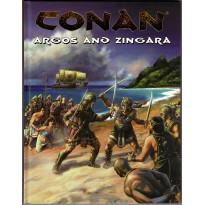 Argos & Zingara - Conan OGL (jdr de Mongoose Publishing en VO)