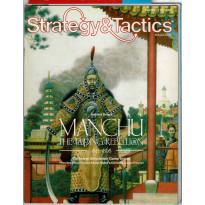 Strategy & Tactics N° 116 - Manchu - The Taiping Rebellion 1852-1868 (magazine de wargames en VO)