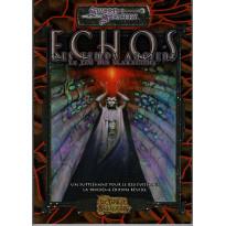Echos des Temps Anciens - Le Legs des Slaraciens (jdr Sword & Sorcery - Les Terres Balafrées en VF)