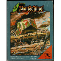 Landships ! - Tactical Weapons Innovations 1914-1918  (wargame Clash of Arms en VO)