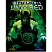 Unwired - Core Matrix Rulebook (jdr Shadowrun V4 de Catalyst Game Labs en VO)