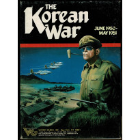 The Korean War June 1950 - May 1951 (wargame Victory Games en VO)