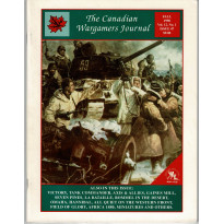 The Canadian Wargamers Journal N° 47 (magazine de wargames en VO)