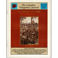 The Canadian Wargamers Journal N° 42 (magazine de wargames en VO)
