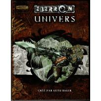 Eberron - Univers (jdr Dungeons & Dragons 3.5 en VF)
