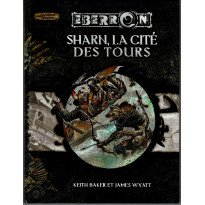 Eberron - Sharn, la Cité des Tours (jdr Dungeons & Dragons 3.5 en VF)