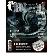 Jeu de Rôle Magazine N° 32 (revue de jeux de rôles)