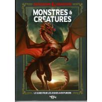 Monstres & Créatures (jdr Dungeons & Dragons 5 en VF)