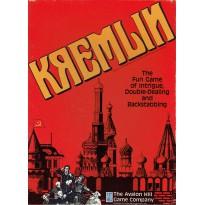 Kremlin (jeu de stratégie Avalon Hill en VO) 001