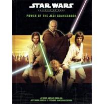 Power of the Jedi Sourcebook (Star Wars RPG en VO) 001