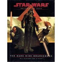 The Dark Side Sourcebook (Star Wars RPG en VO) 001