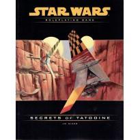 Secrets of Tatooine (Star Wars RPG en VO) 001