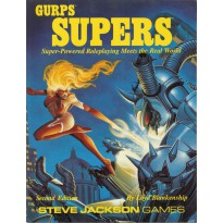 Supers (GURPS Rpg Second edition en VO) 001