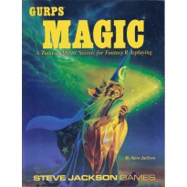 Magic (GURPS Rpg First edition en VO) 001