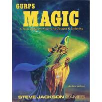 Magic (GURPS Rpg First edition en VO) 001