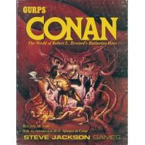 Conan (GURPS Rpg First edition en VO) 001