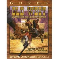 Old West (GURPS Rpg Second edition en VO) 001